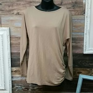 Gold Michael Kors blouse